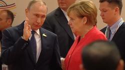 ,,Merkel straciła wiarygodność''. ,,Spiegel'': Niemcy zapłacą ogromną cenę za NS2 - miniaturka