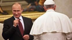 Putin u Franciszka. Diabeł u furty? - miniaturka