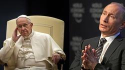 Putin spotka się z papieżem Franciszkiem. O czym będą rozmawiać? - miniaturka