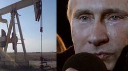 Ropa w dół. Kto wyłączy światło na Kremlu? - miniaturka