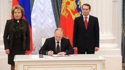 Piąta rocznica nielegalnej aneksji Krymu przez Rosję - miniaturka