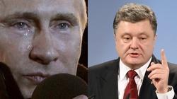 Poroszenko złożył propozycję Putinowi ws. Sawczenko - miniaturka