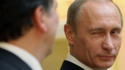 Putin stroi sobie żarty! 'Rosja nie dąży do dominacji, Zachód histeryzuje!' - miniaturka