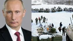 Rosja ogłasza alarm zimowy dla komandosów  - miniaturka