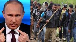 """Czy to Putin trzyma ręka na """"kurku z uchodźcami""""? - miniaturka"""