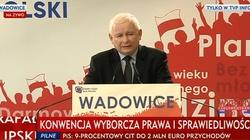 Jarosław Kaczyński: Żeby tak rządzić, trzeba umieć. To nie cud. Uczciwość i dobra wola - miniaturka