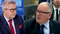 Ryszard Czarnecki: Timmermans łamie unijne prawo! - miniaturka