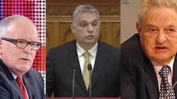 Viktor Orban: Junckera zastąpi Timmermans, sojusznik Sorosa - miniaturka