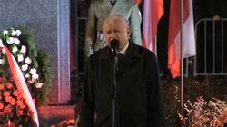 Jarosław Kaczyński: Idziemy drogą, której się przeciwstawiają i w Polsce i na zewnątrz. Będziemy realizować polską politykę niepodległościową! - miniaturka