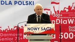 Jarosław Kaczyński: Nie potrzebujemy propagandy, wystarczy nam prawda - miniaturka