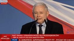 Jarosław Kaczyński: Odeszliśmy od postkomunizmu! To nasz wielki sukces! - miniaturka