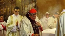Kardynał Raymond Leo Burke w Polsce. Piękne słowa na Boże Ciało - miniaturka