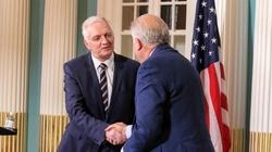 USA: Gowin podpisał z Amerykanami ważną umowę - miniaturka
