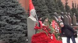 Moskwa ,,czerwienieje''. Kult sowieckich katów narasta - miniaturka