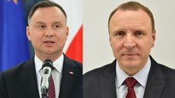Apel do Prezydenta RP Andrzeja Dudy w obronie Jacka Kurskiego - miniaturka