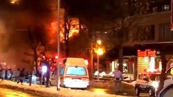 Eksplozja w japońskim Sapporo. Kilkadziesiąt osób rannych - miniaturka