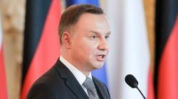 Prezydent Duda: Łączy nas wspólna odpowiedzialność za Europę - miniaturka