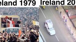 Dechrystianizacja Irlandii w dwóch wymownych ujęciach - miniaturka
