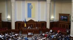 Rada Najwyższa Ukrainy w obronie banderyzmu - miniaturka