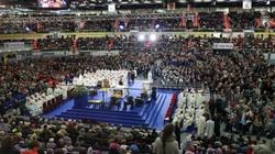 Tysiące pielgrzymów na 25-leciu Radia Maryja! - miniaturka