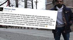 """Co za obłęd! Norweski obywatel roku: """"Niech żyje szariat!"""" - miniaturka"""