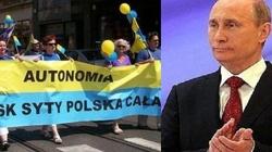 V kolumna Putina z RAŚ pomaszerują ulicami Katowic - miniaturka