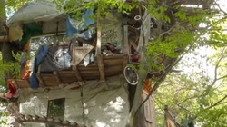 Niemcy: Starcie ekologów z policją w lesie w Hambach - miniaturka