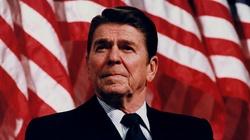 Coś w tym jest... Ronald Reagan: 'Jeśli faszyzm dotrze do Ameryki, to w imię liberalizmu' - miniaturka