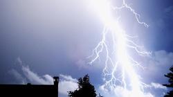 Uwaga! Gwałtowne załamanie pogody – burze, grad i nawałnice - miniaturka