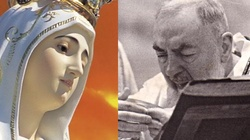 Matka Boża Fatimska uzdrowiła Ojca Pio - miniaturka