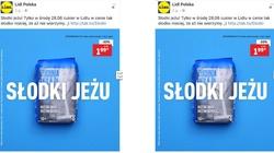 Niemiecki Lidl obraża wiarę, czas przeprosić za błędy!!! - miniaturka