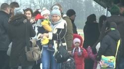 Uchodźcy z Mariupola oficjalnie w Polsce! - miniaturka