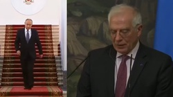 UE upokorzona przez Cara Putina - miniaturka