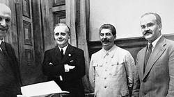 Pakt Ribbentrop-Mołotow. Dokładnie 80 lat temu zatwierdzono IV rozbiór Polski - miniaturka