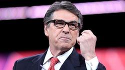 Amerykański ,,jastrząb'' Perry grozi Rosji sankcjami - miniaturka