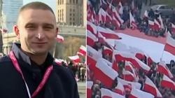 Robert Bąkiewicz dla Frondy:  Maszerowali patrioci, prowokatorzy darli mordy - miniaturka
