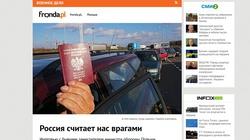 Federacja Rosyjska czujna - przetłumaczony art. Frondy  - miniaturka