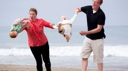 Franciszek: Rodzice zasługują na Nobla! - miniaturka