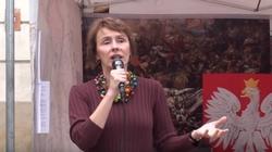 Romaszewska:'Myśleliśmy, że będzie SPOKÓJ, czyli ważny głos wiernego wyborcy PiS' - miniaturka