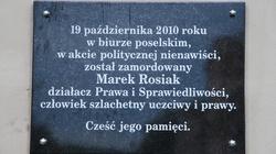 7 lat temu Cyba zamordował Marka Rosiaka - miniaturka