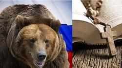 Rosja traktuje nieprawosławnych chrześcijan jak sekty. - miniaturka