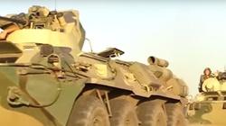 Rosyjski film propagandowy: Siła wojsk lądowych - miniaturka