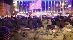 Miał być marsz na Kijów, nie mają pieniędzy na powrót do Rosji - miniaturka