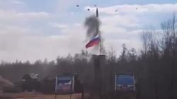 Rosyjska rakieta spadła na ... Rosję - miniaturka