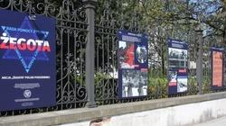 Przejmująca wystawa w rocznicę powstania w getcie warszawskim - miniaturka
