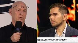 Leszek Żebrowski miażdży Zychowicza. To zaboli! - miniaturka