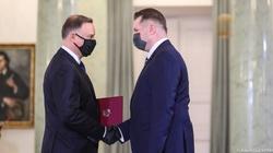 Prof. Przemysław Czarnek powołany na ministra edukacji - miniaturka