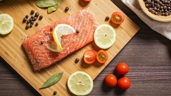 Ryba pieczona znacznie lepsza niż smażona! - miniaturka