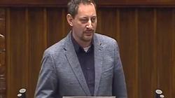 Ryfiński do Kidawy-Błońskiej: Pani powinna kury macać i krowy doić, a nie być marszałkiem Sejmu - miniaturka