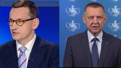 """Morawiecki skomentował spekulacje o odwecie na Banasiu. """"CBA działa rutynowo"""" - miniaturka"""